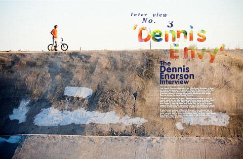 Dennis Enarson Interview
