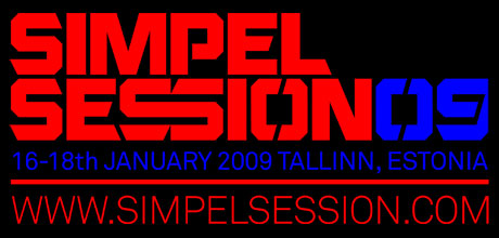WATCH THE SIMPEL SESSION LIVE - RIGHT HERE!