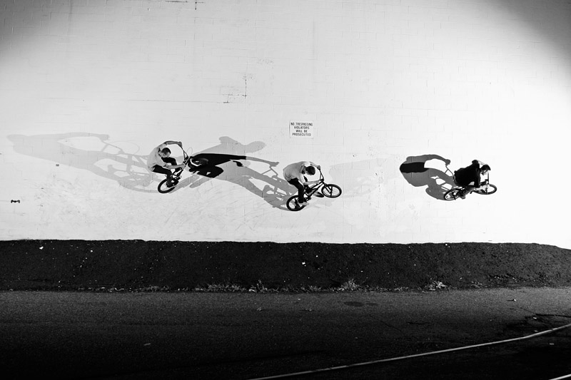 Ben Hittle, Joof and Rory all loved this wallride and blasted the shit out of it.