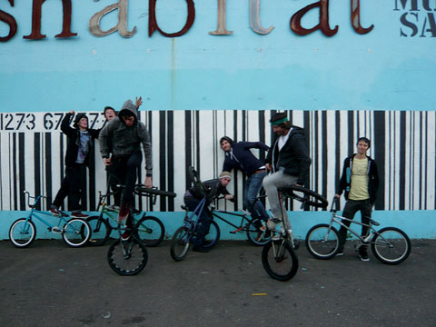 Photo Booth: Brighton Aint Ready