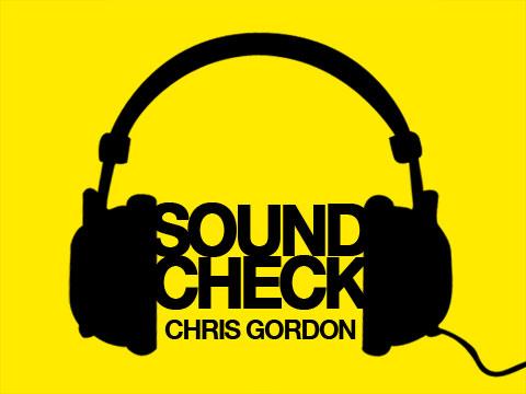 Soundcheck - Chris Gordon