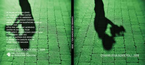 Channel 4Down Vol.1 DVD Trailer/Info