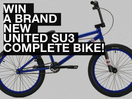 Win a United SU3 Complete Bike!