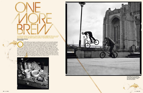 Ride Issue 126 - Feature list...