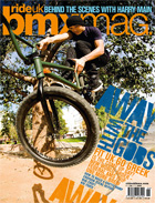 Ride Issue 126: Who's on the cover?