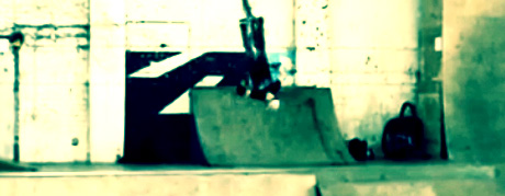 Dean Cueson video - 720 barspin!