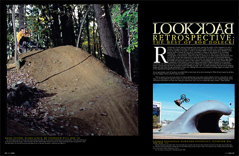 Retrospective: The best of Rob Dolecki
