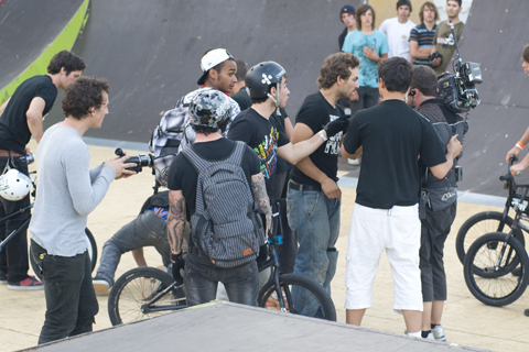 Photo Gallery: FISE Paparazzi?