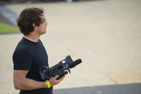Lee Turner, Ride cameraman number one.