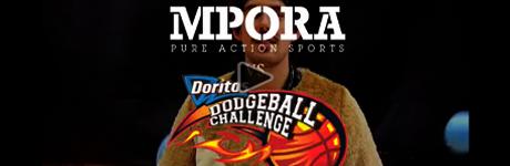 Mpora vs Doritos Dodgeball