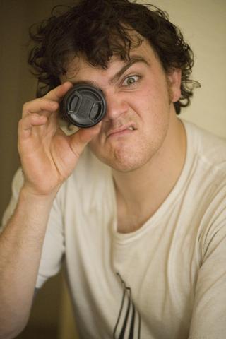 Nathan Beddows, eye's like lenses...