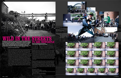 Ride UK BMX Issue 129 - Out now!