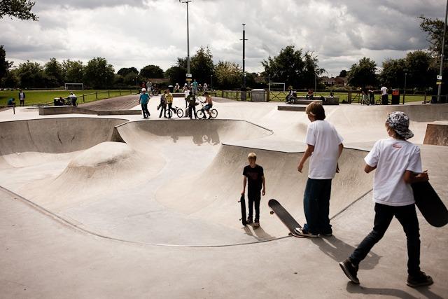 Crawley park