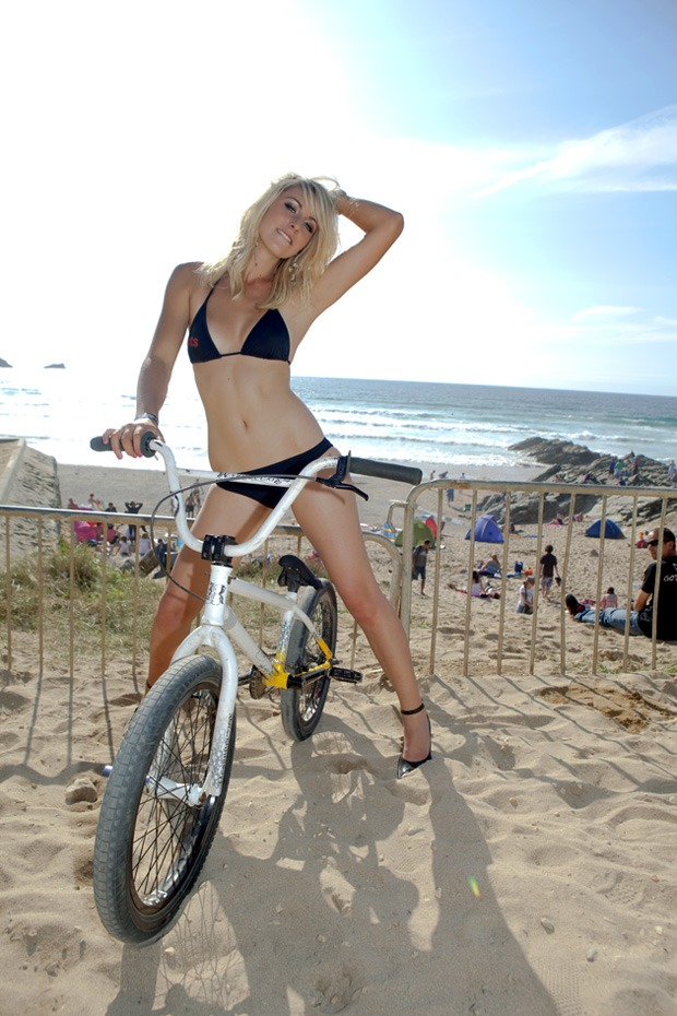Beach, Birds and BMX