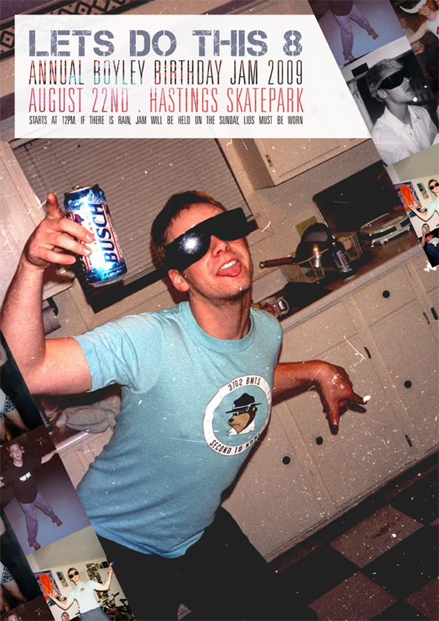 Boyley Jam 2009!