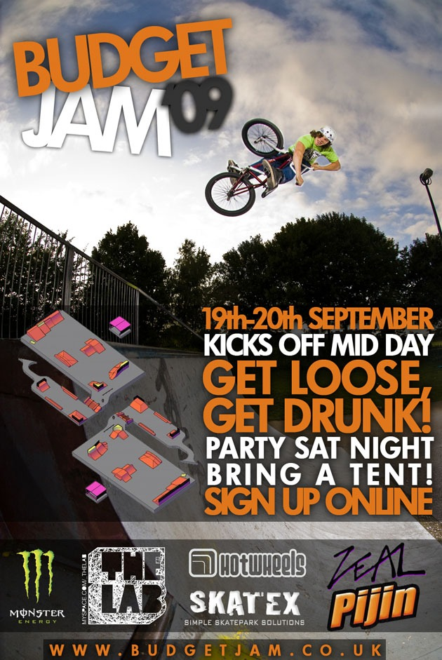 Don't miss: The Budget Jam 2009