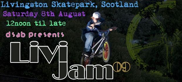 DSAB Livingston Jam - August 8th!