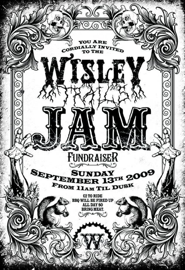 Wisley trails jam!