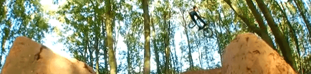 Stoneys Wood trails: Dave King edit...