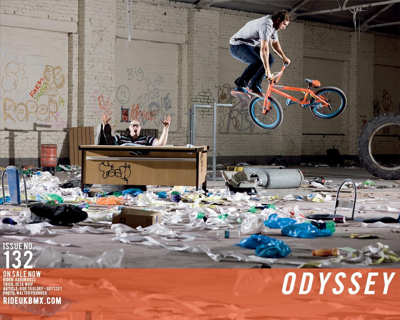 Odyssey desktop wallpaper!