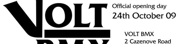 Volt BMX - London BMX Shop!