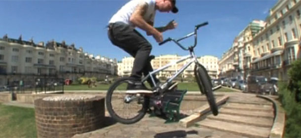How to Barspin – James Cox