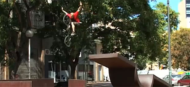 Federal Bikes - Ty Morrow + Dan Lacey in Barcelona