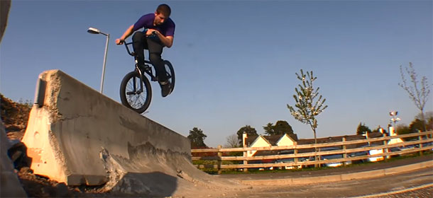 RideukBMX Exclusive: DUB BMX Edit - Scraps
