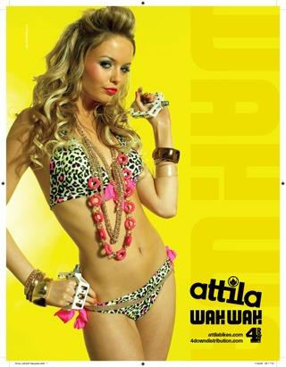 Old Attila Web video