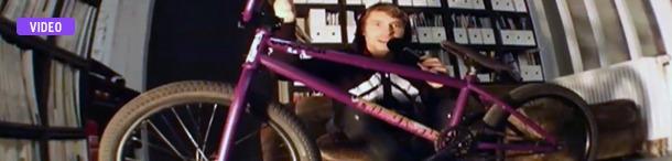 Ashley Charles video bike check.