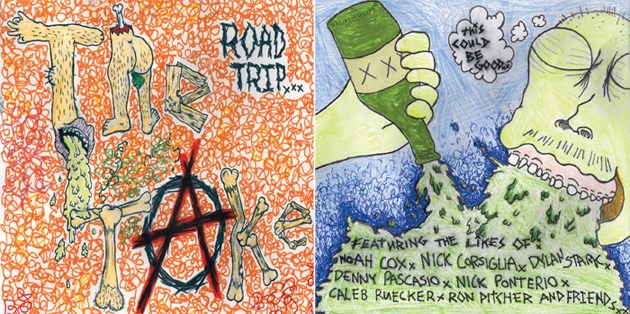 The Take - Road trip DVD