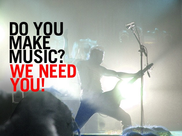 Are you in a band?