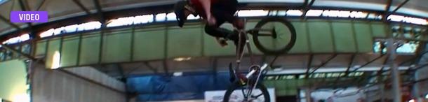 Amity Bike Co new rider, Mikey Parsons.