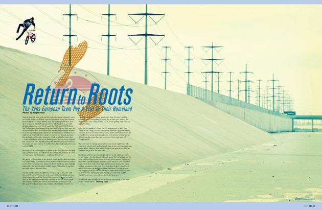 Ride BMX UK Magazine – Issue 136