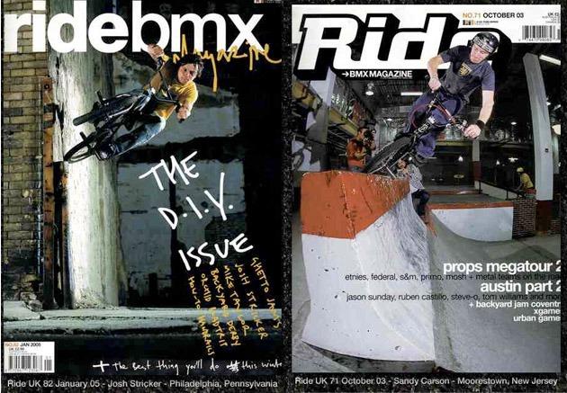 Twice BMX a New Website by Rob Dolecki