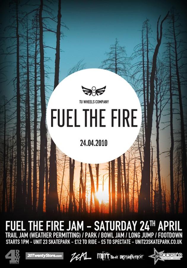 TWC - Fuel The Fire Jam