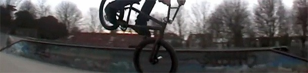 Brighton BMX Co Rider: Jamie Guile