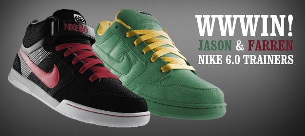 WWWIN: Nike 6.0 Footwear