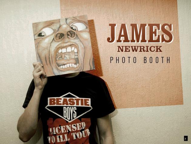 Photo Booth: James Newrick