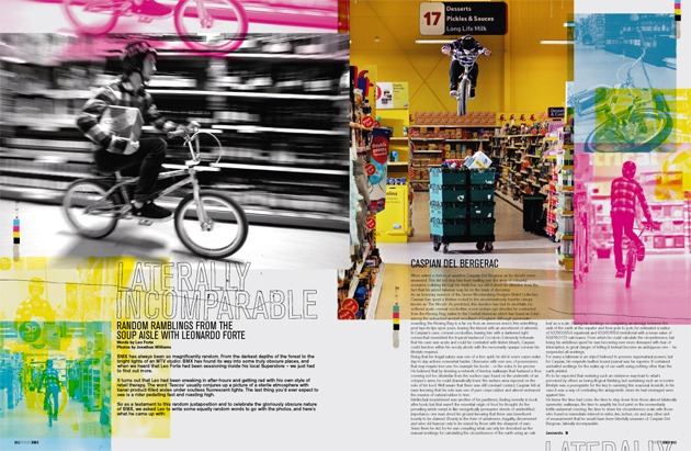 Ride UK BMX Magazine – Issue 138