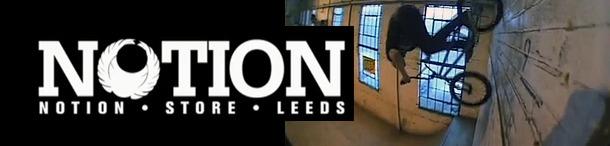 New BMX Store in Leeds