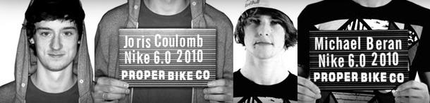 Nike 6.0 Partners In Crime - Proper Bike Co