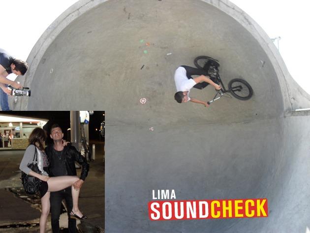 Soundcheck: Lima