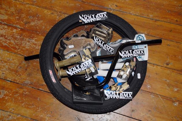 ABike Co - Volt BMX Giveaway...