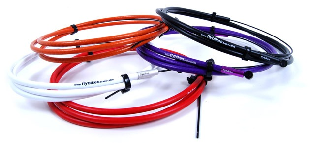 New Fly Bikes Brake Cables