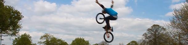 Ollie Palmer at Dorchester Skatepark