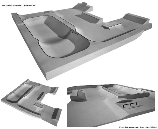 New Loughborough Skatepark?