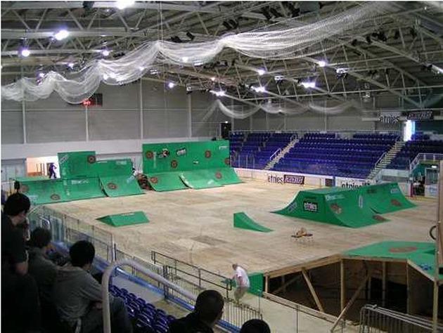 Skatepark for sale