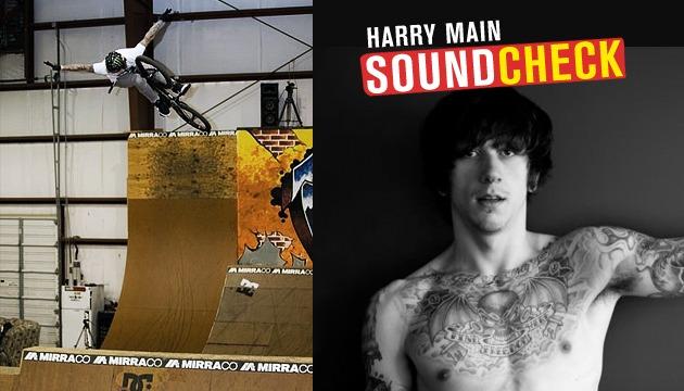 Soundcheck: Harry Main