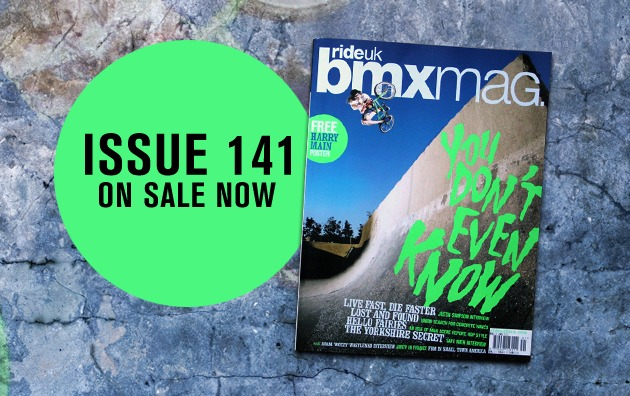 Issue 141 Out Now!